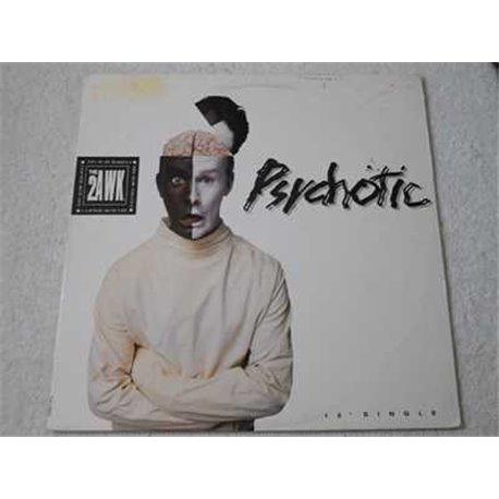 The 2awk - Psychotic LP Vinyl Record For Sale
