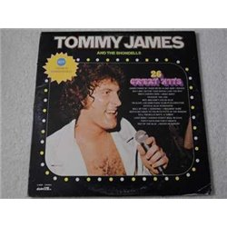 Tommy James & The Shondells - 26 Greatest Hits LP Vinyl Record For Sale