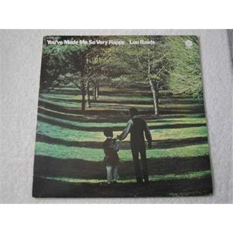 Lou Rawls - You've Made Me So Very Happy LP Vinyl Record For Sale