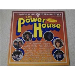 K-Tel Power House - 20 Original Hits LP Vinyl Record For Sale