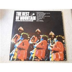 Mountain - The Best Of LP Vinyl Record For Sale