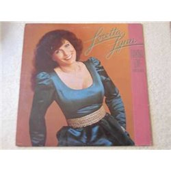 Loretta Lynn - Making Love From Memory LP Vinyl Record For Sale