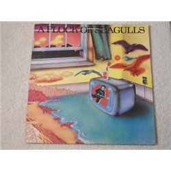 A Flock Of Seagulls - Self Titled LP Vinyl Record For Sale