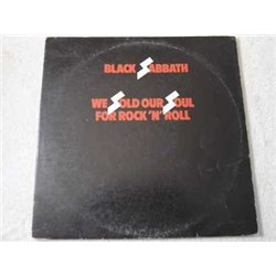 Black Sabbath - We Sold Our Soul For Rock 'N' Roll LP Vinyl Record For Sale