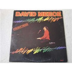 David Meece - Front Row LP Vinyl Record For Sale