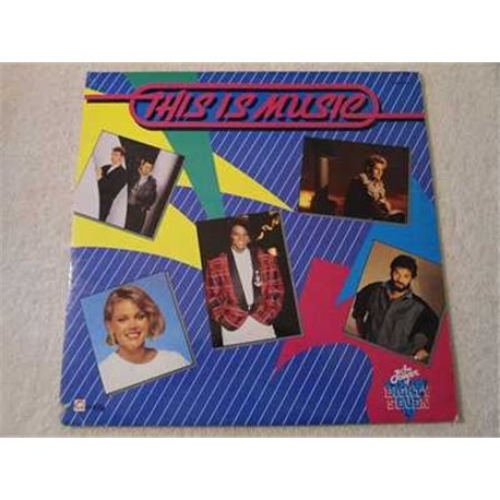 This Is Music - 1987 Hit Songs LP Vinyl Record For Sale