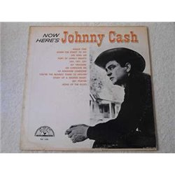Johnny Cash - Now Here's Johnny Cash LP Vinyl Record For Sale