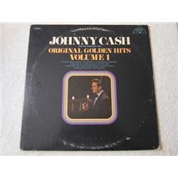 Johnny Cash - Original Golden Hits Volume I LP Vinyl Record For Sale