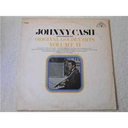 Johnny Cash - Original Golden Hits Volume II LP Vinyl Record For Sale