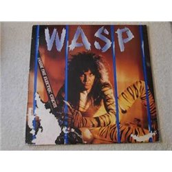 WASP - Inside The Electric Circus LP Vinyl Record For Sale