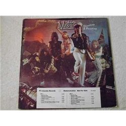Mott The Hoople - Shouting & Pointing PROMO LP Vinyl Record For Sale