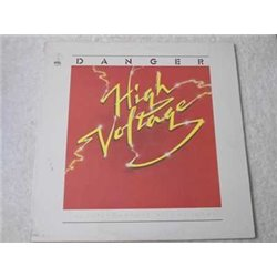 DANGER - High Voltage LP Vinyl Record For Sale