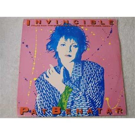 Pat Benatar - Invincible LP Vinyl Record For Sale