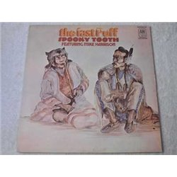 Spooky Tooth - The Last Puff LP Vinyl Record For Sale