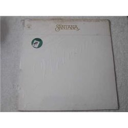 Santana - Welcome ORIGINAL LP Vinyl Record For Sale