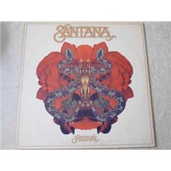 Santana - Festival LP Vinyl Record For Sale