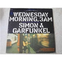 Simon And Garfunkel - Wednesday Morning 3AM LP Vinyl Record For Sale
