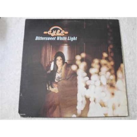 Cher - Bittersweet White Light LP Vinyl Record For Sale