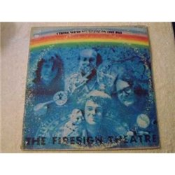 The Firesign Theatre - I Think We're All Bozos On This Bus LP Vinyl Record For Sale