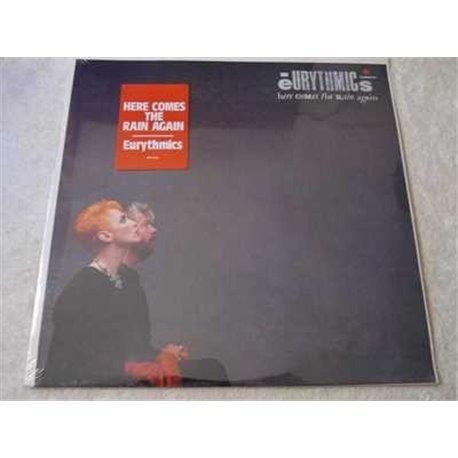 Eurythmics - Here Comes The Rain Again LP Vinyl Record For Sale