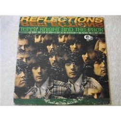 Terry Knight And The Pack - Reflections LP Vinyl Record For Sale