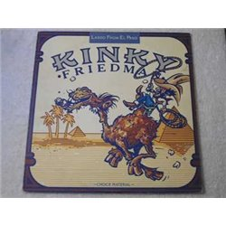Kinky Friedman - Lasso From El Paso LP Vinyl Record For Sale