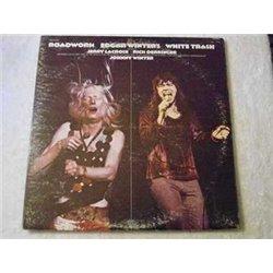Edgar Winter's White Trash - Roadwork LP Vinyl Record For Sale