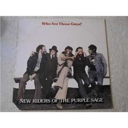 New Riders - Who Are Those Guys? LP Vinyl Record For Sale