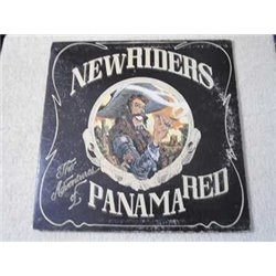 New Riders - The Adventures Of Panama Red LP Vinyl Record For Sale