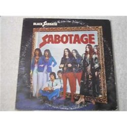 Black Sabbath - Sabotage LP Vinyl Record For Sale
