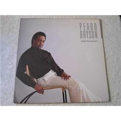 Peabo Bryson - Straight From The Heart LP Vinyl Record For Sale