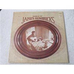 James Hendricks - Songs Of James Hendricks LP Vinyl Record For Sale