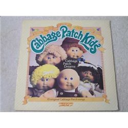 Cabbage Patch Kids - Cabbage Patch Dreams LP Vinyl Record For Sale