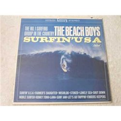 The Beach Boys - Surfin' USA LP Vinyl Record For Sale