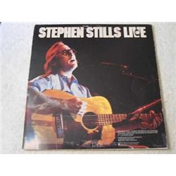 Stephen Stills - Live LP Vinyl Record For Sale