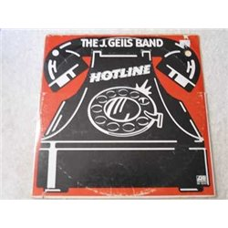 J Geils Band - Hotline LP Vinyl Record For Sale