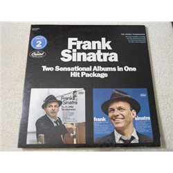 Frank Sinatra - 2 Full Album Set LP Vinyl Record For Sale