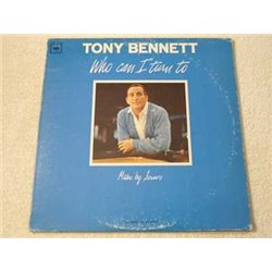 Tony Bennett - Who Can I Turn To LP Vinyl Record For Sale