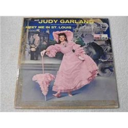 Judy Garland - Meet Me In St. Louis LP Vinyl Record For Sale