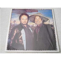Merle Haggard | Willie Nelson - Poncho & Lefty LP Vinyl Record For Sale