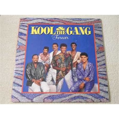 Kool And The Gang - Forever LP Vinyl Record For Sale