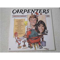 Carpenters - Christmas Portrait LP Vinyl Record For Sale