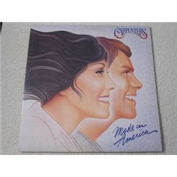 Carpenters - Made In America LP Vinyl Record For Sale