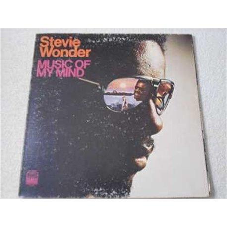 Stevie Wonder - Music Of My Mind LP Vinyl Record For Sale