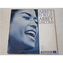 Abbey Lincoln - Abbey Is Blue LP Vinyl Record For Sale