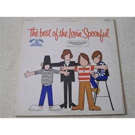 The Lovin Spoonful - The Best Of LP Vinyl Record For Sale