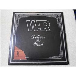 War - Deliver The Word LP Vinyl Record For Sale
