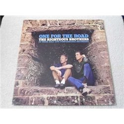 The Righteous Brothers - One For The Road LP Vinyl Record For Sale