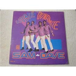 Sam & Dave - Double Dynamite LP Vinyl Record For Sale