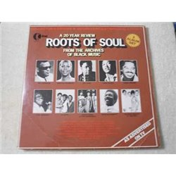 Roots Of Soul - From The Archives Of Black Music 3xLP Vinyl Record For Sale